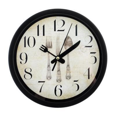 Часы настенные Столовые приборы, 20см, 581-508