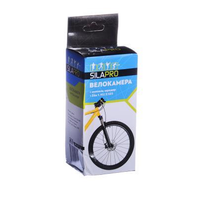 Камера велос. 26х1.95/2.125 ниппель шредер 195-071