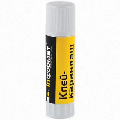 Клей-карандаш Информат 35г GS-35