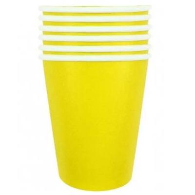 Набор стаканов БУМАЖНЫХ 250мл 6шт ДС-355