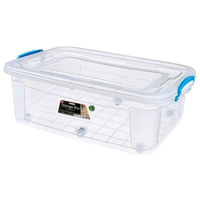 Контейнер Storage Box 40л на колесах 375