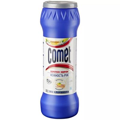 Порошок для чистки Комет 475г Лимон без хлоринола