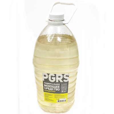 Моющее средство КОНЦЕНТРАТ PGRS 5л прозр