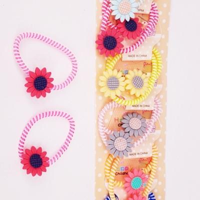 Набор резинок 2шт 2255 цветок цена за набор