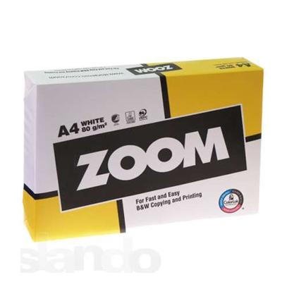 Бумага офисная А4 Zoom 500л 80г/м2