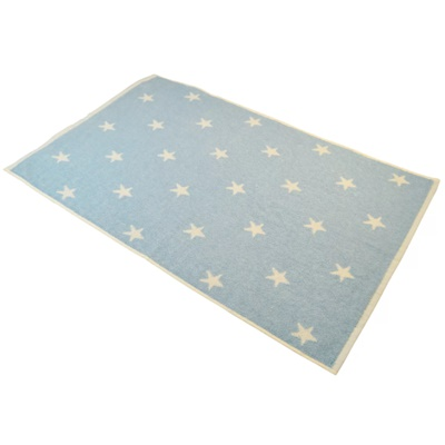 Полотенце STARS 48*70 430гр 070 голубое 6137865