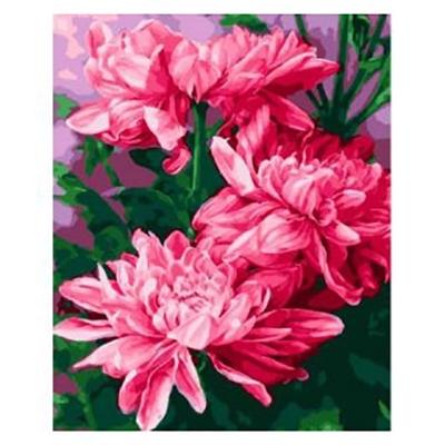 Живопись по номерам Tukzar 40*50см Цветы TZ 13975