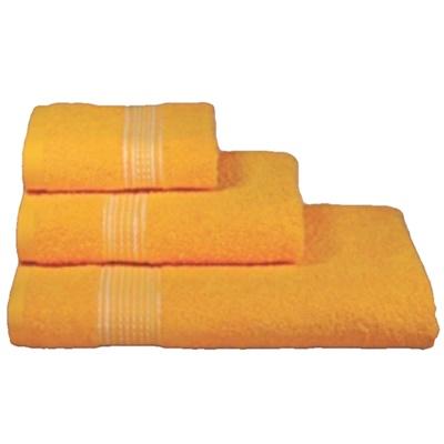 Набор полотенец Н-100.375 (70*130, 50*90, 35*60) 301 апельсин