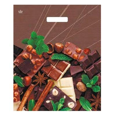 Пакет с выруб руч 38*45 Тико Шоколадное настроение ВУР 49476