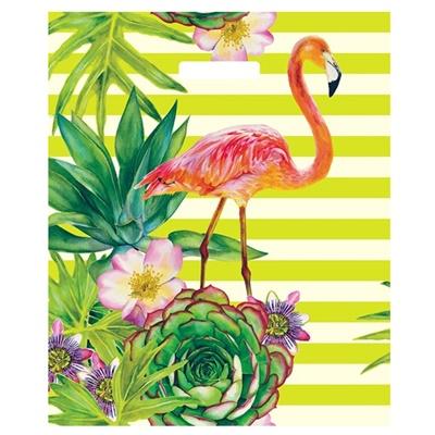 Пакет с выруб руч 38*45 Артпл Фламинго ВУР 48521