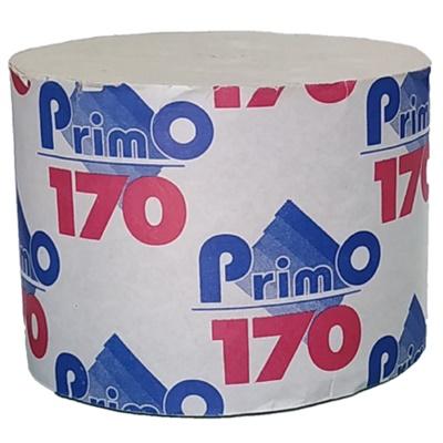 Туалетная бумага серая Primo 170 (24шт/уп)