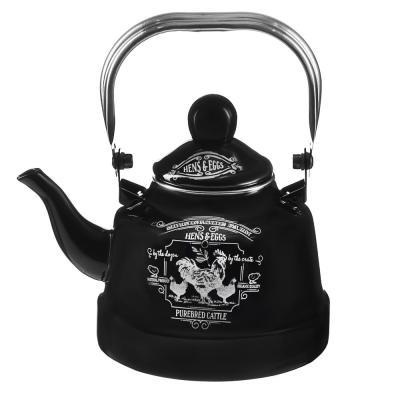 Чайник эмалир 1,1л VETTA Ранчо индукция 894-484