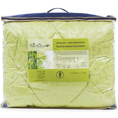 Одеяло бамбук Зима 1,5сп трикот (1,73кг) ОС-013