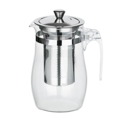 Чайник заварочный стекло 750мл с ситечком VETTA 850-196