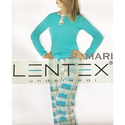 Пижама женская Lentex Мари 44/М