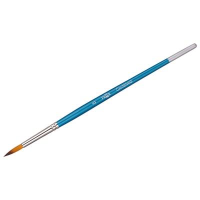 Кисточка для рисования Гамма №05 синтетика круглая