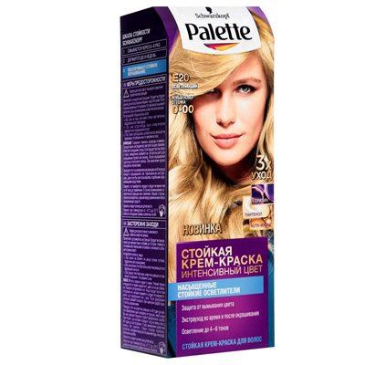 Краска для волос Palette E20 Осветляющий