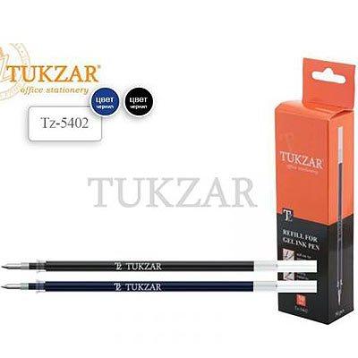 Стержень гелев Tukzar 133мм синий 0,5мм TZ 5402 A пулевид након