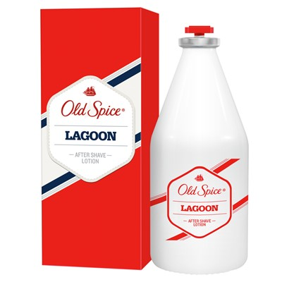 Лосьон после бритья Олд Спайс 100мл Lagoon