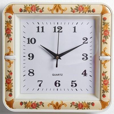 Часы настенные Шерил 26 см микс 3620807