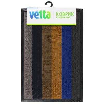 Коврик придвер VETTA ворс с резин каймой 40*60см 466-265