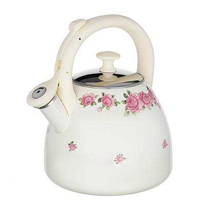 Чайник эмалированный VETTA Розанна 2,5л 894-475