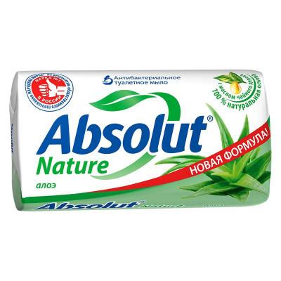 Мыло Весна Абсолют 90г алое антибакт