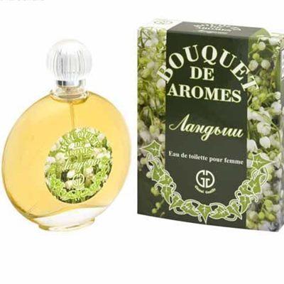 Т/в жен Bouquet De Aromes Ландыш 95мл маркировка