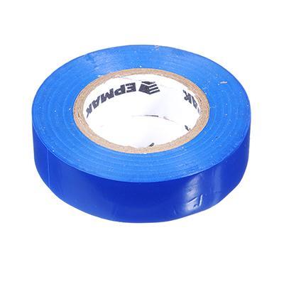 Изолента премиум класс Ермак 18мм-20м, синяя 672-035