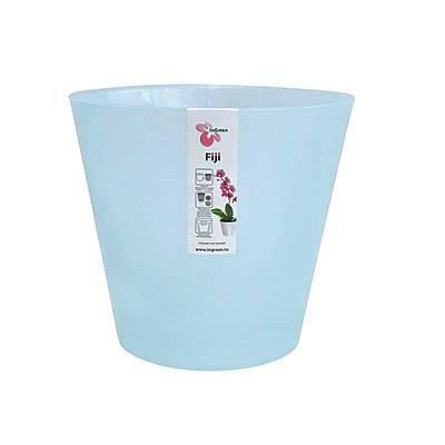 Горшок для цветов Фиджи Орхид. d230мм, 5л 1559ГЛПЕРЛ голуб