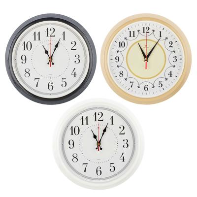 Часы настенные круглые d30см 581-811
