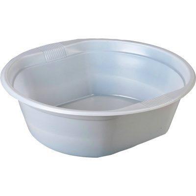 Тарелки однораз глубокие 0,5л по 50шт/уп цена за уп-ку