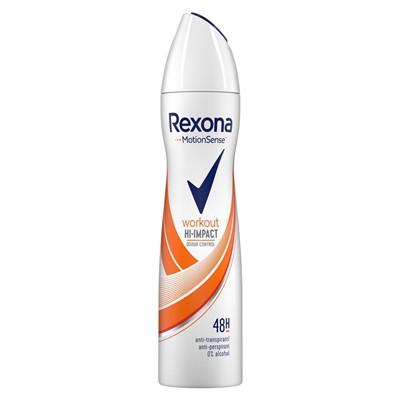 Дезодорант жен Рексона спрей 150мл WORKOUT
