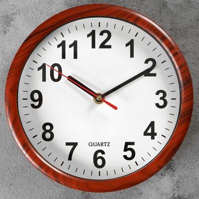 Часы настенные Классика Увертюра 21 см 2590545
