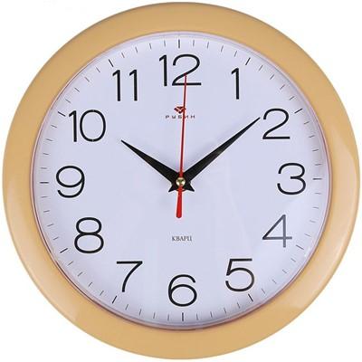 Часы настенные Классика Рубин беж 2323-308