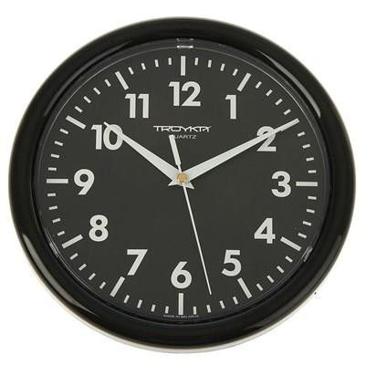 Часы настенные TROYKA d=24,5 см 21200204