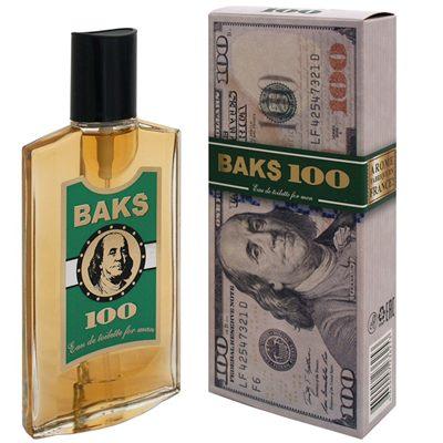 Т/в  муж BAKS 100 70мл маркировка