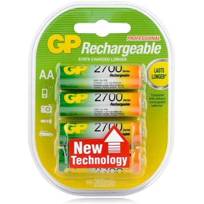 Аккумулятор GP R6 Ni-Mh (2700 mAh) 4шт, цена за упаковку