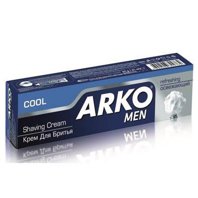Крем для бритья Арко 65г Cool голубой