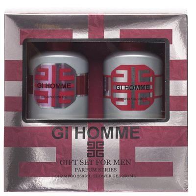 Набор подарочный муж. GI HOMME (шамп. 250 + гель д/душа 250)