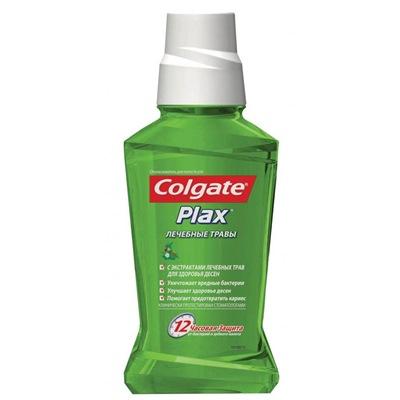 Ополаскиватель рта Колгейт Plax 250мл Лечебные травы