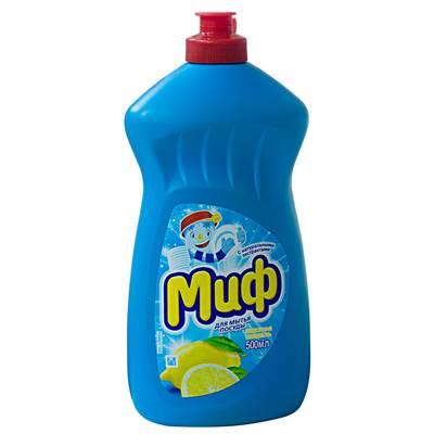 Жидкость для посуды МИФ 500г Свежесть цитрусов