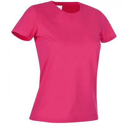 Футболка женская Классика розовая L 6120807
