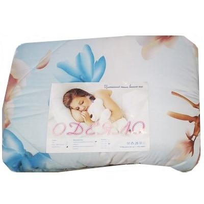 Одеяло силиконовое 1,5 поликоттон (ип. Маковеев)