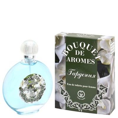 Т/в жен Bouquet De Aromes Гардения 95мл маркировка
