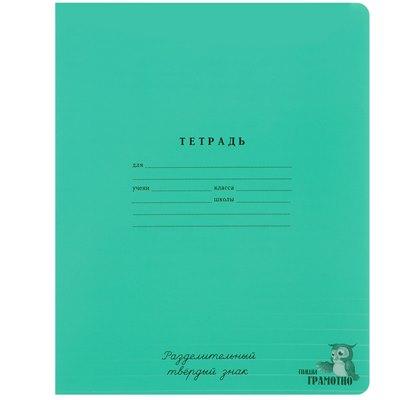 Тетрадь 12л линия БиДжи Пиши грамотно №5-8 по 20шт 2519