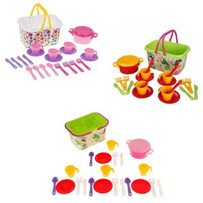 Набор игруш. посуды Сказка М5762