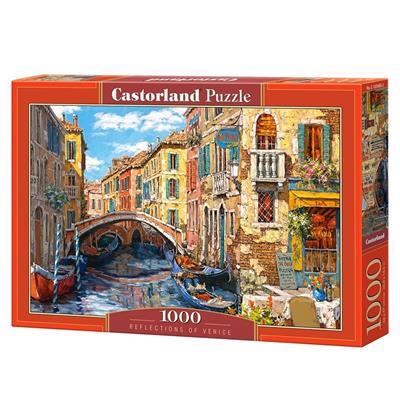 Пазлы 1000 эл-в Castor Land Венеция 68*47см C-103683