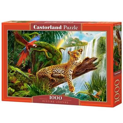 Пазлы Castor Land 1000 элементов На отдыхе 68*47см,  С-104093