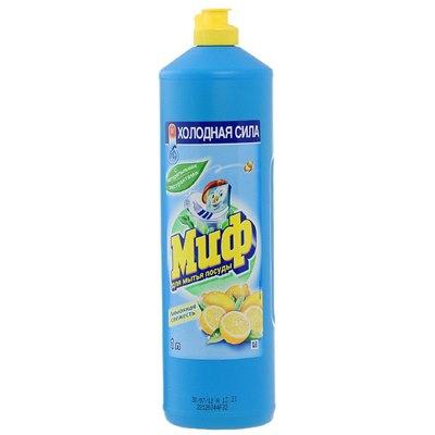 Жидкость для посуды МИФ 1л Лимон свеж